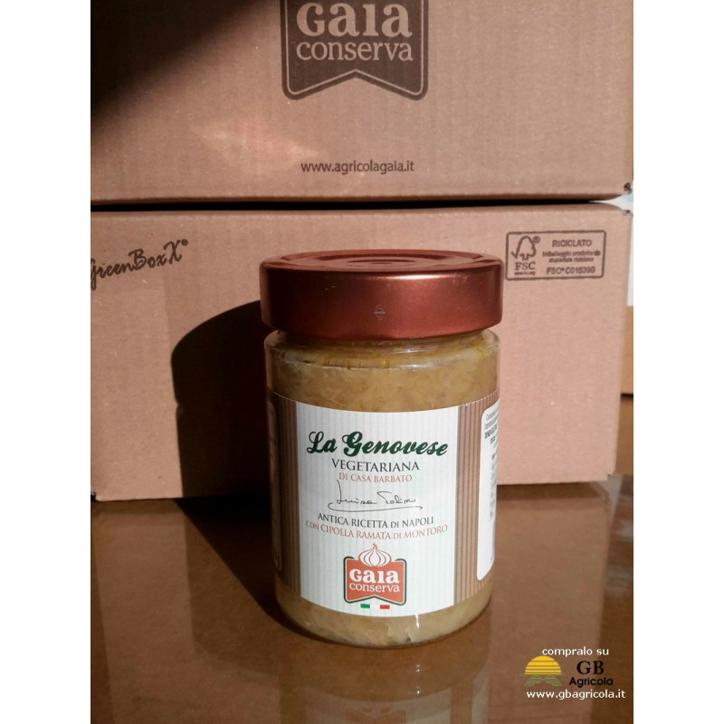 Sugo genovese gb agricola